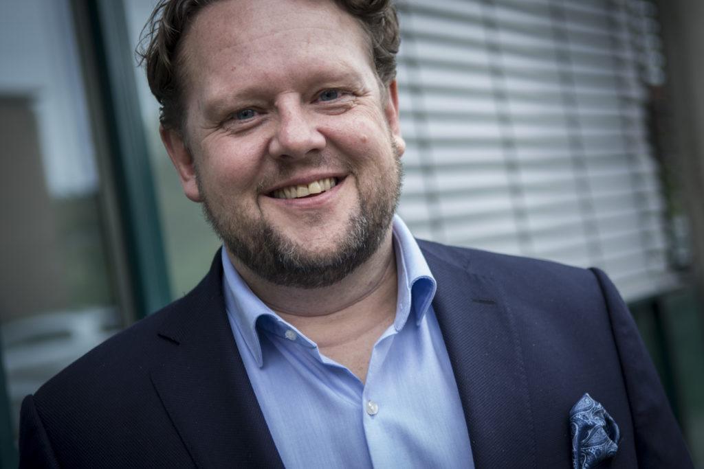 Direktør ved STAMI Pål Molander. Foto: Calias Photo, Eirik Linder Aspelund