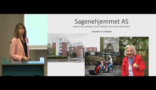 Fremhevet bilde fra «Arbeidsmiljøsamling Oslo – 4. Arbeidsmiljøarbeid i praksis: Sagenehjemmet»