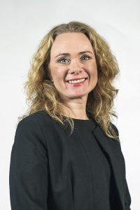 Bilde av Arbeids- og sosialminister Anniken Hauglie.