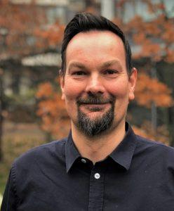 Bilde av Håkon Johannessen som er prosjektleder