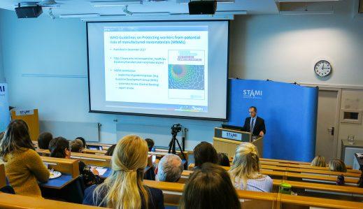 Fremhevet bilde fra «Seminar: Helsefarer ved nanomaterialer og beskyttelse av arbeidstakere»