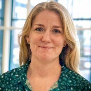 bilde av Anne-Marthe Rustad Indregard, forsker ved STAMI.