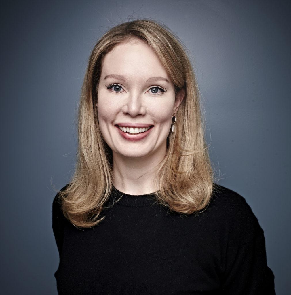 Bilde av STAMI forsker Lise Fløvik