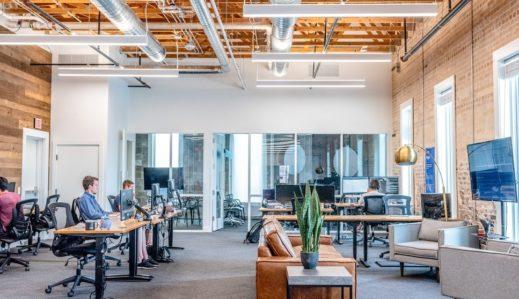 Fremhevet bilde fra «Opptak fra webinar: Velkommen tilbake! Arbeidsmiljø på kontoret»