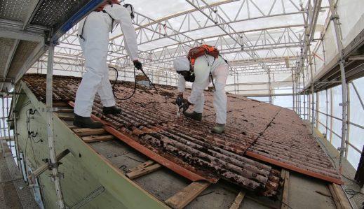 Fremhevet bilde fra «Opptak fra webinar: Asbest ved renoveringsarbeid»