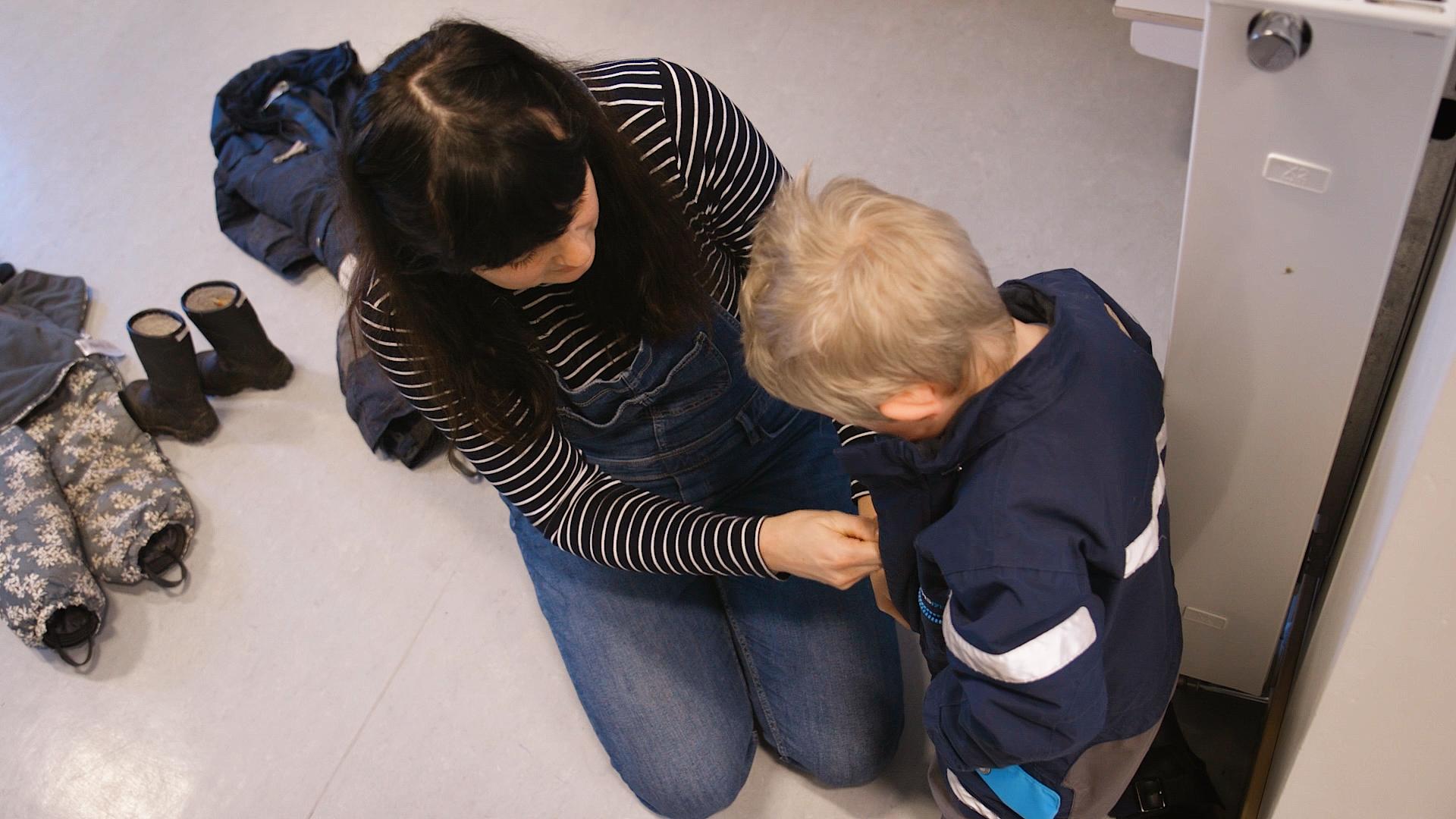 Bilde av barnehageansatt