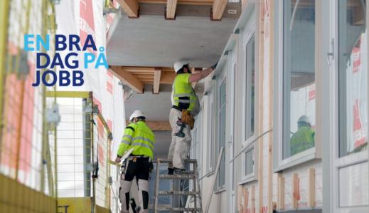 Fremhevet bilde fra «Opptak fra webinar om «En bra dag på jobb» for bygg og anlegg»